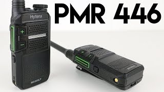 £200 Pair Of PMR 446 Radios - But Are They Worth It - Hytera BD305LF