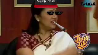 thug life -video memes tamil