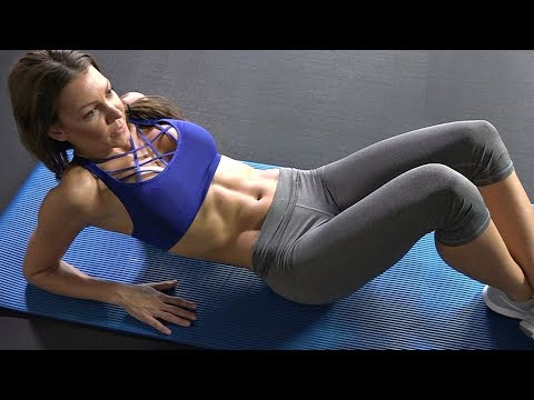 Sexy Six-Pack Abs Workout for Women!