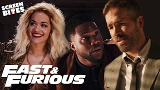 Fast & Furious Guests You Might Have Missed | SceneScreen
