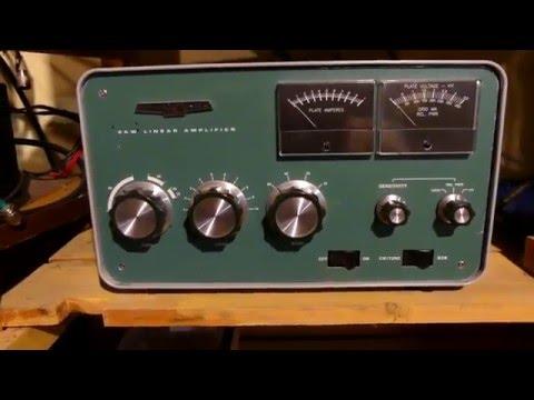 SB-221 (SB220) amplifier rebuild