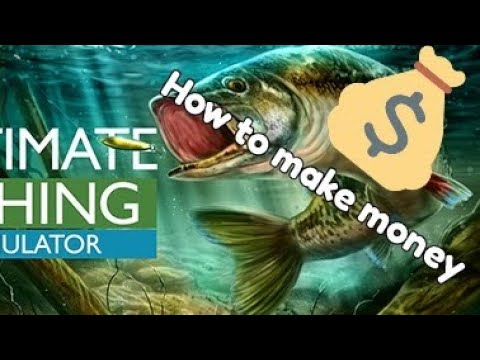 Ultimate Fishing Simulator (android) Hints #1