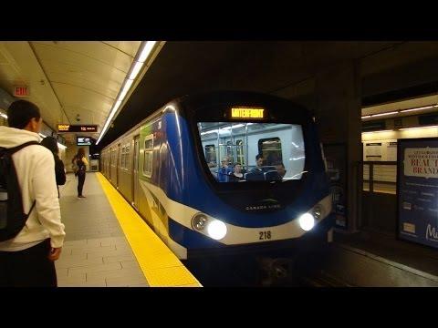 Vancouver, British Columbia - Canada Line HD (2014)