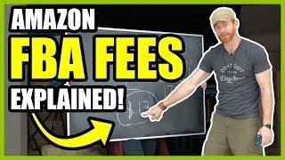 FBA Fees on Amazon - Amazon Fees 2020
