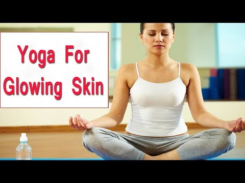 Yoga For Glowing Skin - Facial Beauty Tips in Tamil 1