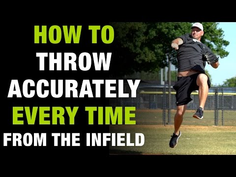 How to Throw Accurately EVERY TIME from the Infield [How To Tuesday Ep.3]