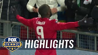 Manchester United vs. Brighton | 2017-18 FA Cup Highlights