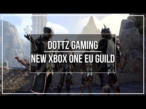 New Xbox One EU Elder Scrolls Online Guild! :D