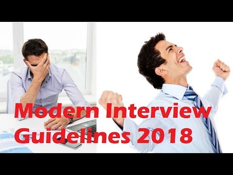 Behavioral Interview Questions Answers Guidance 2018   Interview