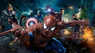 What Spider man Would Look Like In Avengers Age Of Ultron Trailer Mash Up