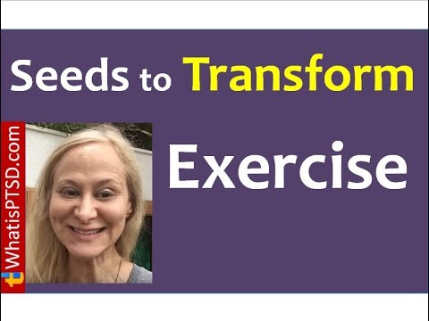"""Deep """"self-relaxation"""" with Seeds to Transform Exercise"""