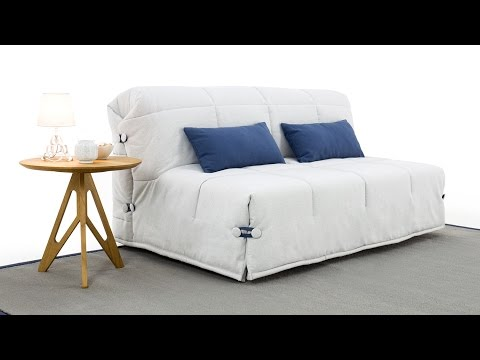 Derby futon sofa bed