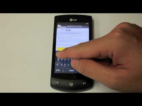 In-App Payment for Windows Phone 7 - How To Use MoVend (Paying with PayPal)