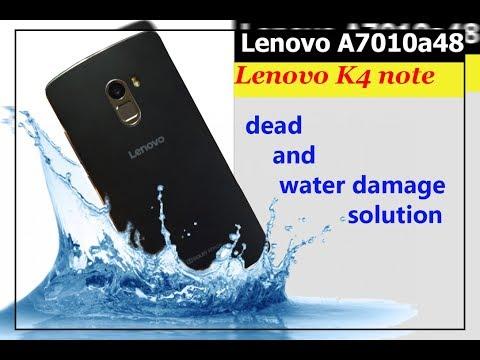 Lenovo k4 note dead solution