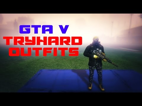 5 TryHard Outfits (Male non helmet)