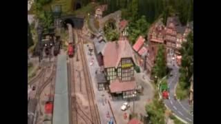 Modelbaan Modellbahn Kottenfrost Op Zolder