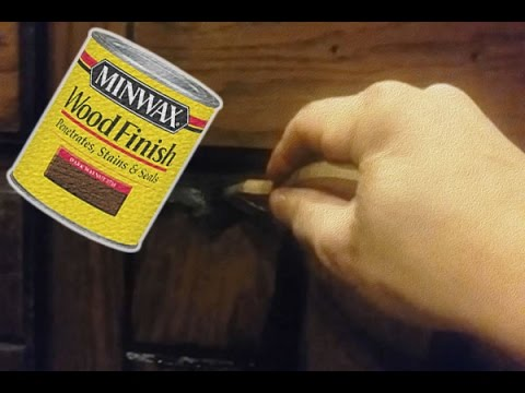 How to Easily Refinish your Old Kitchen Cabinets (Remodeling Tutorial)