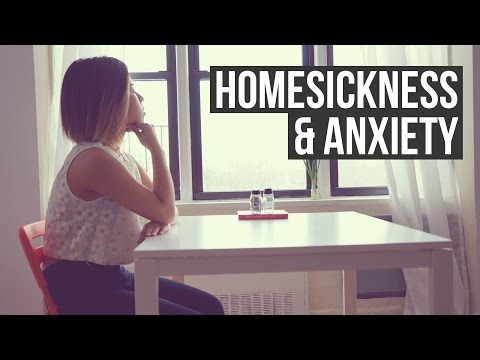 ✂ 10 Tips For Dealing With Homesickness + Anxiety Attacks