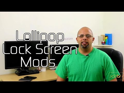 Lollipop Lock Screen Mods – XDA Xposed Tuesday