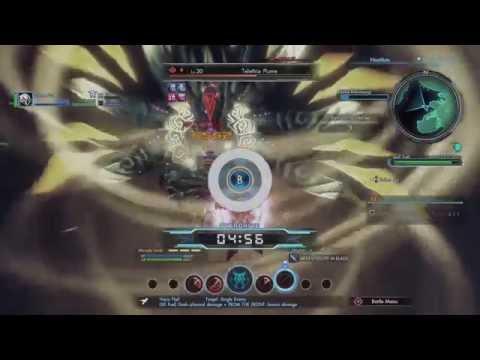 Xenoblade Chronicles X - Ares 90 Solo Telethia Plume (235 RP)