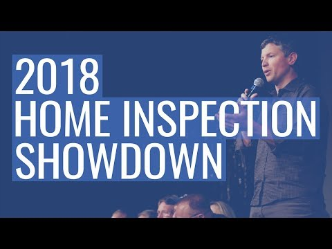 Home Inspection Showdown - 2018 Professional Inspectors Convention