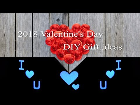 DIY Valentines Day Gifts for Him || Lovers Gift ideas Handmade