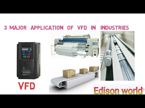 VFD Application new  /  3 major application