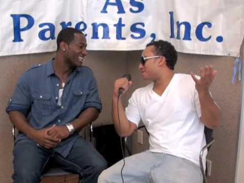 Urban Soul Radio Interviews Stars at GAP Celebrity Back To School Festival