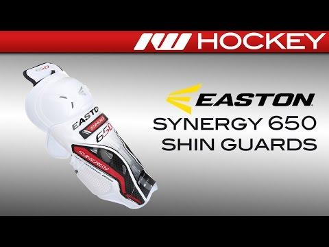Easton Synergy 650 Shin Guard Review