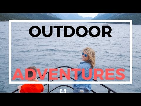 Outdoor Adventures in Alberta