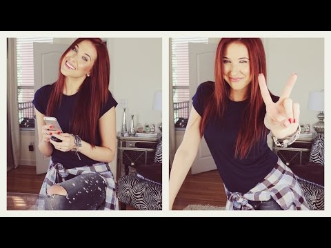 Quick & Easy Back To School Makeup Tutorial | Jaclyn Hill