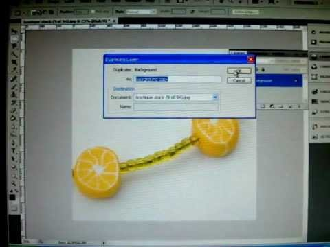Selective colour tutorial for Etsy & Ebay listings.