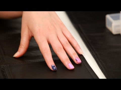How to Do Nails with Rhinestones | Manicure Tutorials