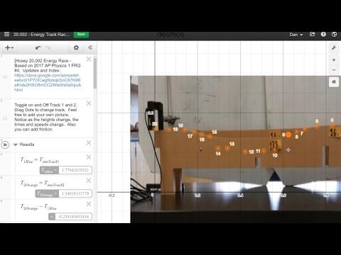 AP 1 2017 Q 4 Simulation - 2 Track Energy Race