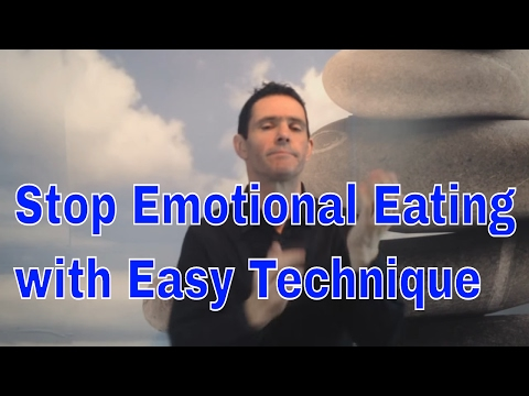 Stop Emotional Eating | Diet Free Technique for Binge Eating | EFT Help to Stop Emotional Eating