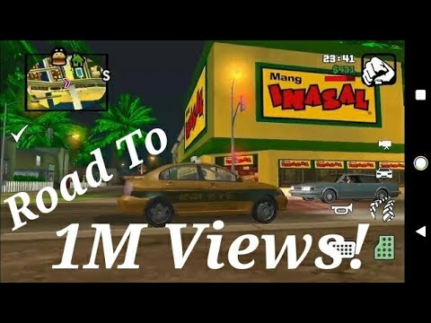 GTA Philippines Gameplay for Android