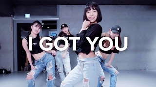I Got You - Bebe Rexha / May J Lee Choreography