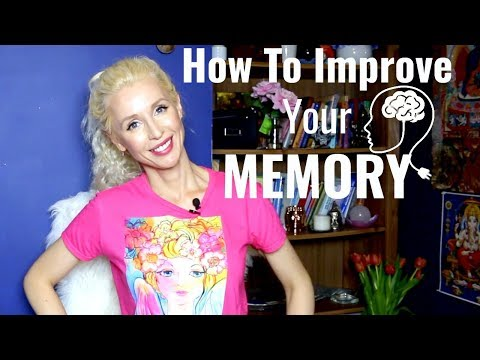 How To IMPROVE Your MEMORY/Mental Powers