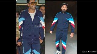 Ranveer Singh Copy My Dressing Style