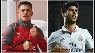 Alexis In Paris Again & Arsenal In For Asensio! | Transfer Daily