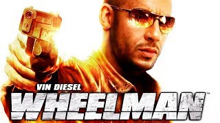 Wheelman: Vin Diesel As Guy Who Drives Car