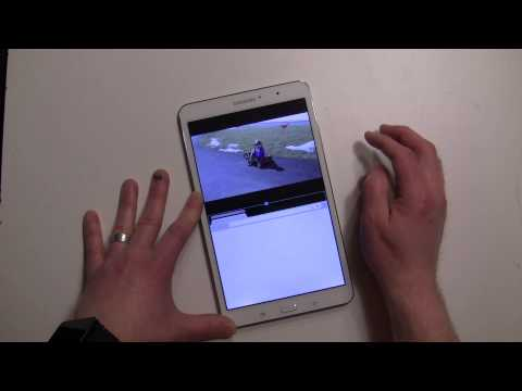 How to use Multi Window on the Samsung Galaxy TabPRO 8.4, TabPRO 10.1, and TabPRO 12.2