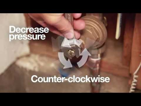 Your Water Pressure