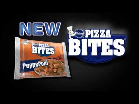 "Pillsbury Pizza Bites – ""Gameplay, Meet Pizza Bites"""