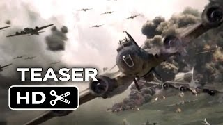 The Mighty Eighth TEASER 1 (2014) - War Movie HD