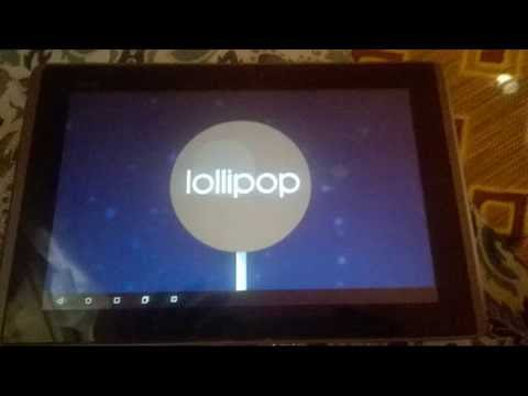 How to flash the ASUS TF 101 Transformer Android Tablet