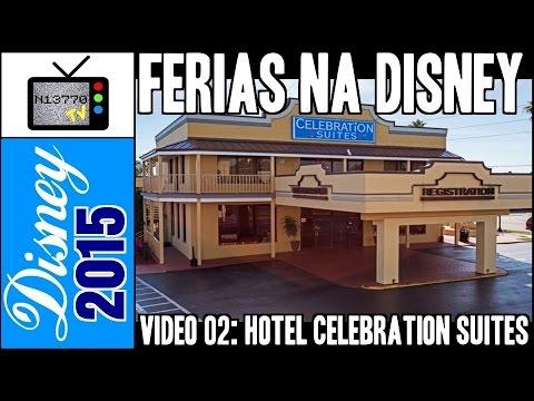 DISNEY 02 (ORLANDO / FLÓRIDA) 2015 - HOTEL CELEBRATION SUITES AT OLD TOWN - 04.10.15 - N13770 TV