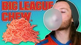 Irish People Try Big League Chew
