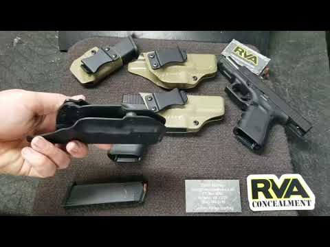 Review RVA Concealment holster