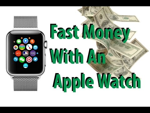 Make Money With an Apple Watch!